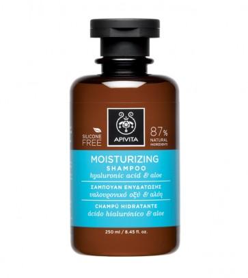 Šampon za hidrataciju s hijaluronskom kiselinom i aloe