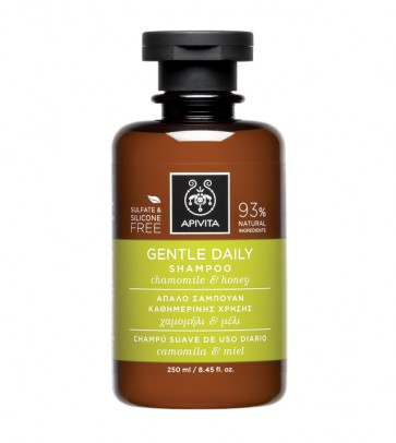 Šampon za svakodnevnu upotrebu s kamilicom i medom