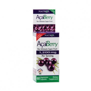 Natrol - Acai  Extra Strength 1200mg