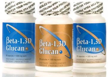 Beta 1,3D Glucan 500 mg