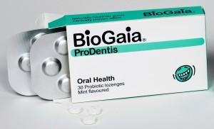 Biogaia prodentis pastile