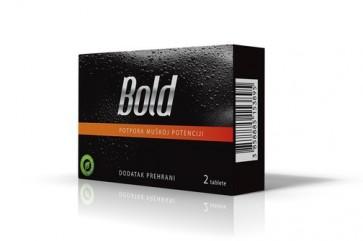 Bold - potpora muškoj potenciji