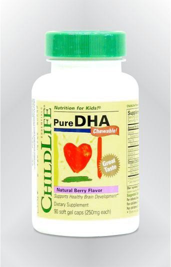 Pure DHA - perle - CHILDLIFE