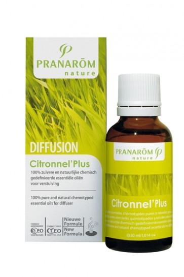 Citronnel plus - mješavina za difuzer - PRANAROM