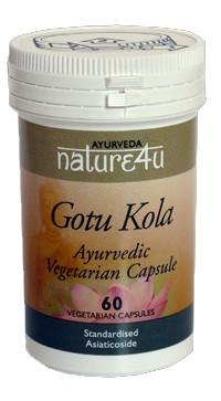 Dabur Nature4U Gotukola kapsule