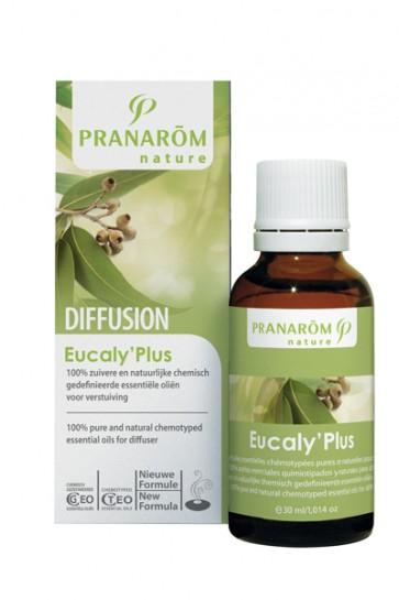 Eucaly plus - mješavina za difuzer - PRANAROM