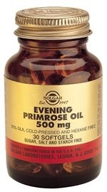 Solgar Noćurak - Evening Primrose oil 500 mg