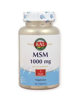 KAL - MSM (metilsulfonilmetan)