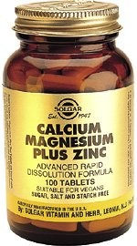 Solgar kalcij magnezij cink