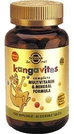 Solgar Kangavites sa sladilom