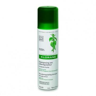 Klorane suhi šampon s koprivom - raspršivač