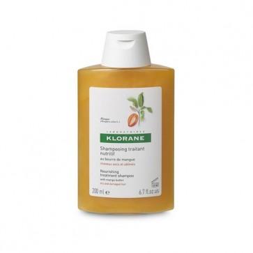 Klorane šampon s mangovim maslacem