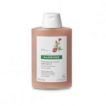 Klorane šampon s narom