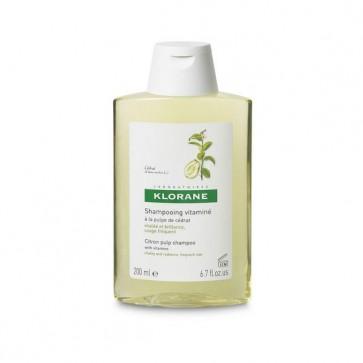 Klorane šampon s pulpom citrusa