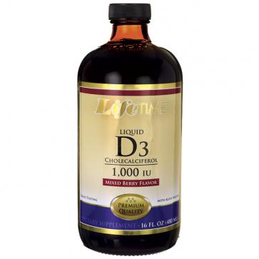 LifeTime tekući Vitamin D3