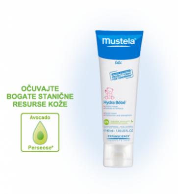 Mustela hidratantna krema za lice