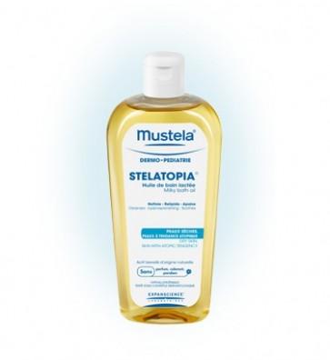 Mustela mliječno ulje za kupanje