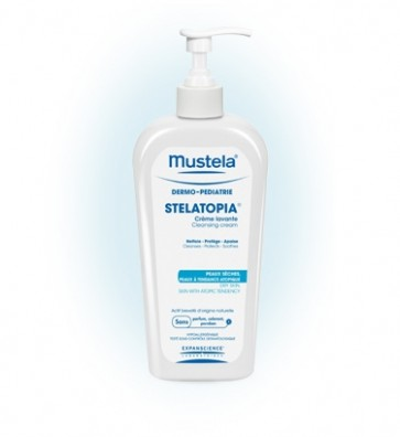 Mustela STELATOPIA® Tekući sindet za pranje