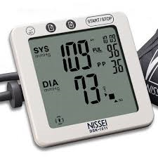 Nissei DSK 1011 digitalni tlakomjer