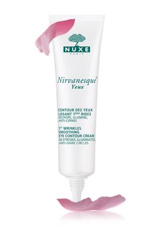 Nuxe Nirvanesque Yeux krema za zaglađivanje prvih bora oko očiju