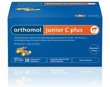 Orthomol junior C plus®