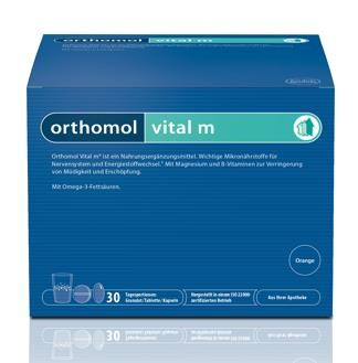 Orthomol Vital M
