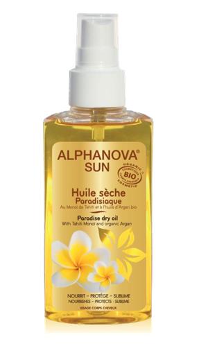 Alphanova SUN paradise suho ulje