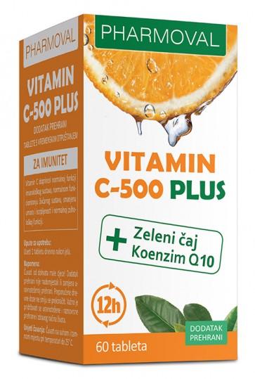 Vitamin C-500 Plus - Pharmoval