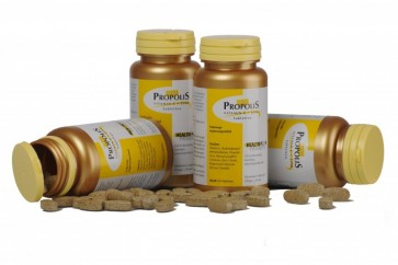 Propolis - Propolis tablete s vitaminom C i cinkom