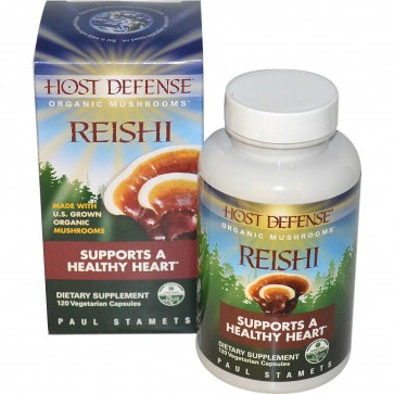 Reishi - Host defense kapsule