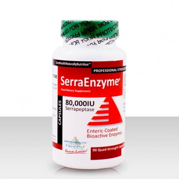 Serra enyzime - Serrapeptase enzimi