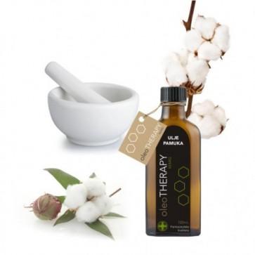 Pamuk (sjemenke), ulje