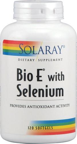 Solaray Bio E sa Selenom