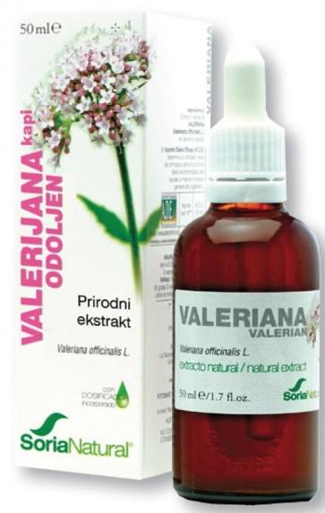 Soria valerijana