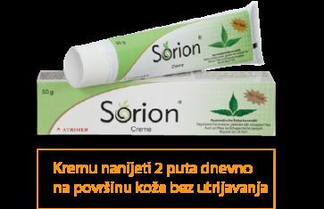 Sorion krema