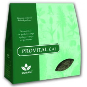 Suban Čaj Provital