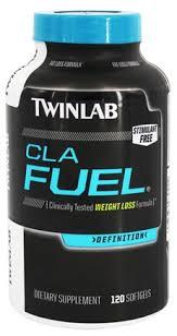CLA Fuel - kapsule