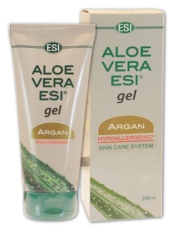 Aloe Vera gel s uljem argana - ESI