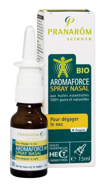 Aromaforce sprej za nos - PRANAROM