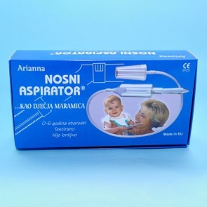 Arianna nosni aspirator