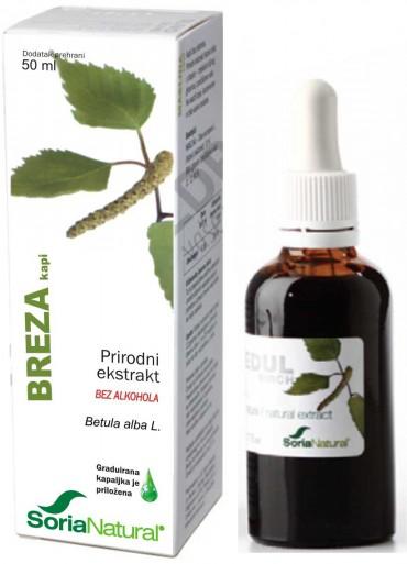Breza - prirodni ekstrakt - Soria Natural