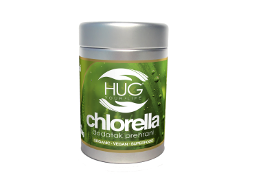 Hug your life CHLORELLA prah
