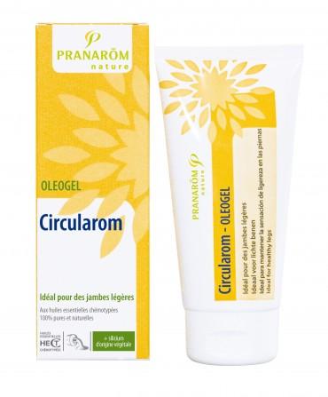 Circularom - gel za poboljšanje cirkulacije - PRANAROM