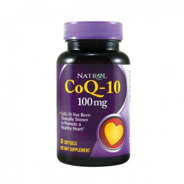Natrol - CoQ-10 100 mg