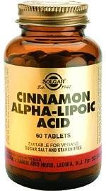 Solgar Cimet i alfa-lipoična kiselina