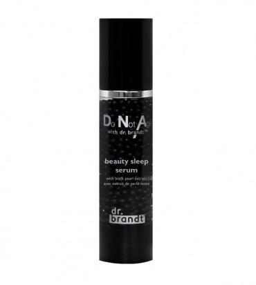 DNA noćni serum s ekstraktom crnih perli