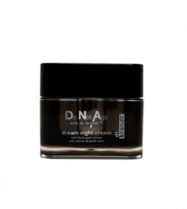dr.brandt DNA noćna krema s ekstraktom crnih perli