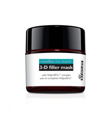 dr.brandt needles no more 3-d filer maska