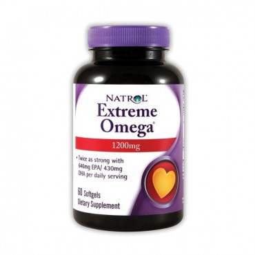 Natrol Extreme Omega 3
