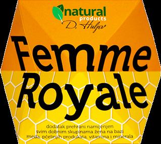 dr.Huljev Femme Royale